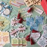 Tin of Tags Project Kit – perfect for those Christmas gifts!