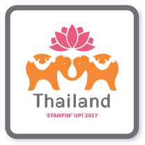 I earned Thailand badge
