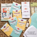Sale-a-bration Pretty Pocket Card Kit