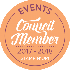 Event Council Member 2017-2018