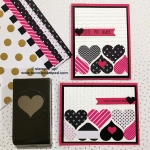 Pop of Pink Love Card