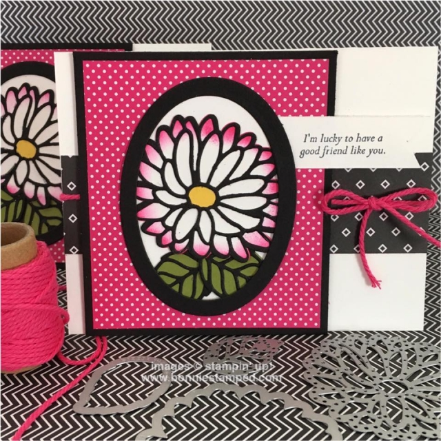 #specialreason #stylishstems #popofpink #occasions2017 #bonniestamped #stampinup