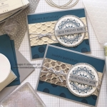 Second Release Sale-a-bration Make a Medallion Card