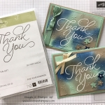 Embossed Resist with the So Very Much Sale-a-bration Stamp Set