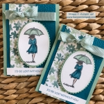 Creating with the NEW Beautiful You Stamp Set