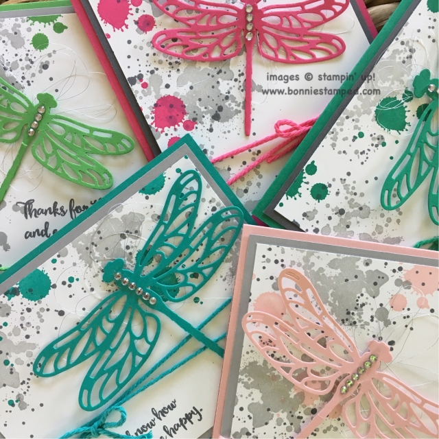 #dragonflydreams #bundle #gorgeousgrunge #retiringproducts #stampinup #bonniestamped