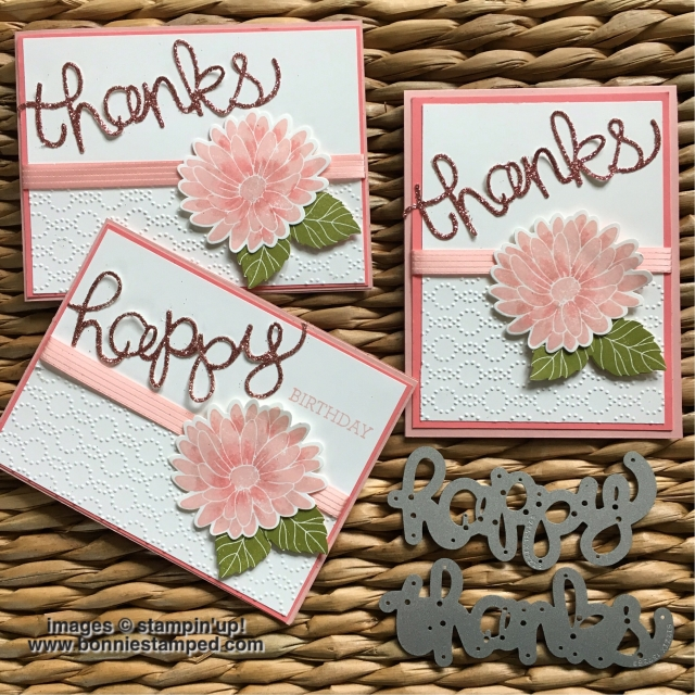 #specialreason #stylishstems #retiringproducts #stampinup #bonniestamped