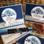 Floral Phrases Stamp Set with Floral Boutique Designer Series Paper