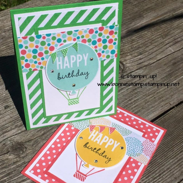#celebratetoday #stampinup #retiringproducts #bonniestamped