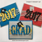 A few Graduation Cards to share with you!