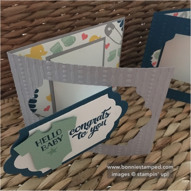 #somethingforbaby #lotsoflabels #babysfirst #tinofcards #retiringproducts #stampinup #bonniestamped