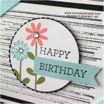 Happy Birthday Card Club for May!