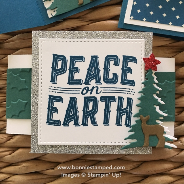 #carolsofchristmas #peaconearth #earlyrelease #bonniestamped #stampinup