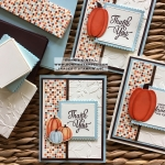 Layering Oval Framelit Pumpkin Make and Take