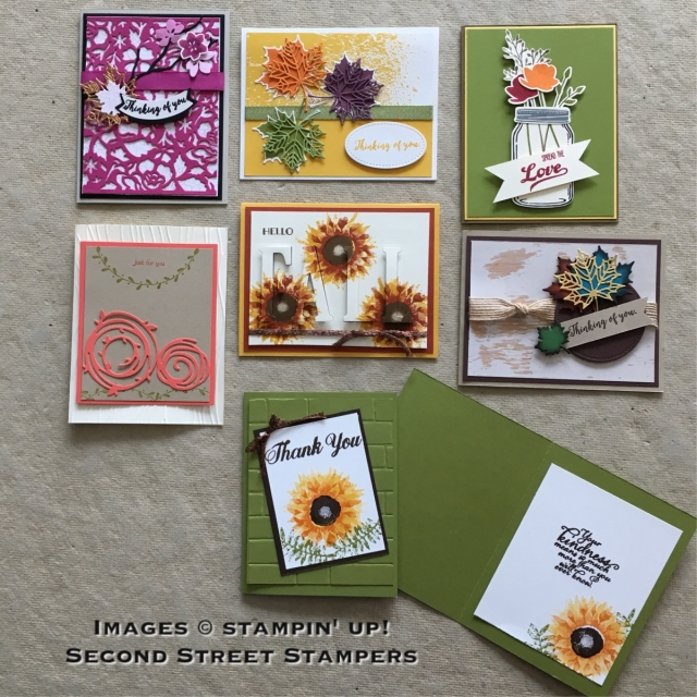 #cardswap #teammeeting #bonniestamped #secondsreetstampers