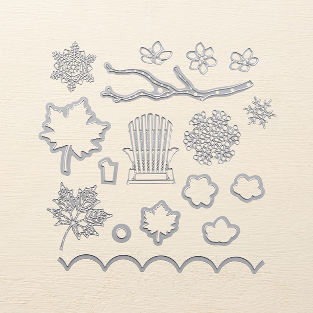 #seasonallayers #stampinup