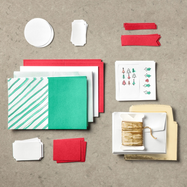 #watercolorchristmas #stampinup #kits #bonniestamped
