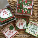 Adorable Holiday Mini Pizza Boxes