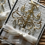 Season of Sparkle Wedding Card