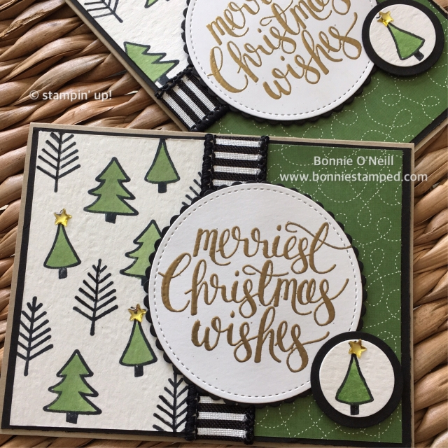 #watercolorchristmas #stamps #holidaycards #bonniestamped