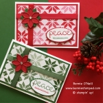 Christmas Card Club features Christmas Quilt Bundle