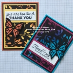 Merry Little Christmas Thank You Cards