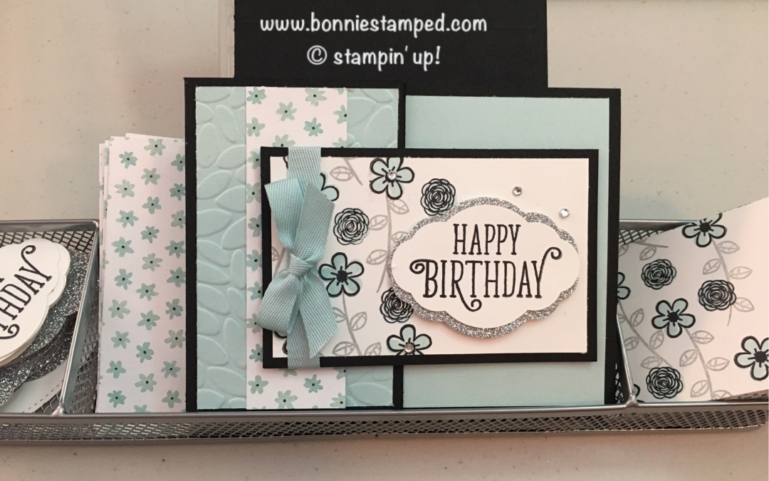 Card Swap Featuring Happy Birthday Gorgeous!