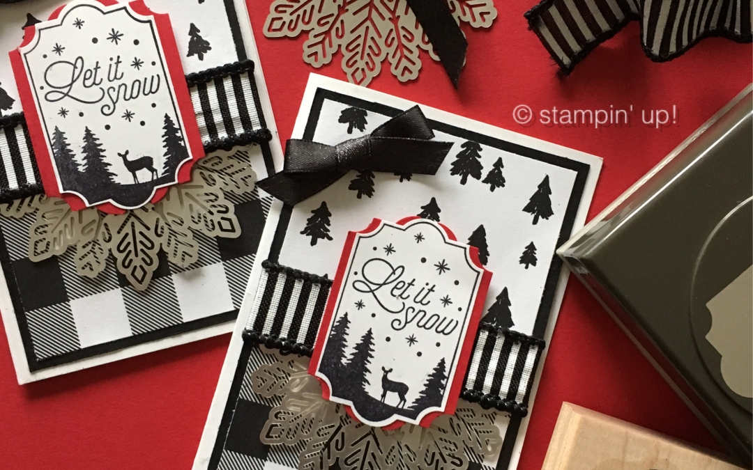 Holiday Stamp-a-Stack