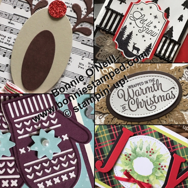 #holiday #stampastack #bonniestamped #stampinup