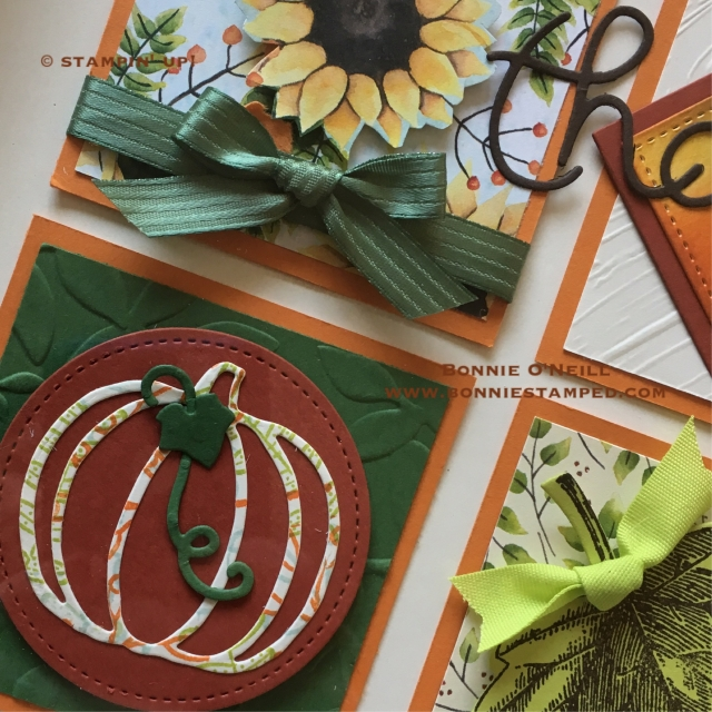 #patternedpumpkin #fall #framedart #bonniestamped