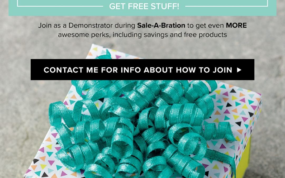 Want a discount?  Join my team!