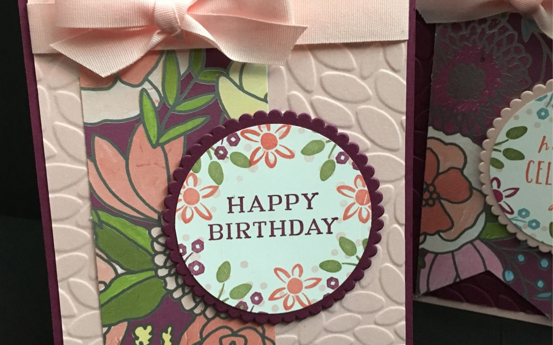 The pretty Sweet Soiree Speciality Designer Series Paper