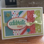 Bubbles & Fizz Designer Series Paper Note Cards