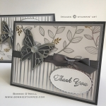 Sale-a-bration Springtime Foils Speciality Designer Series Paper has arrived!