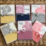 Petal Pair Embossing Folder with Heartfelt Blooms