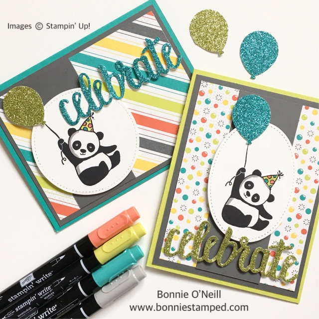 #saleabration2018 #bonniestamped #stampinup