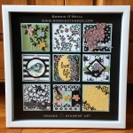 Petal Passion Framed Art