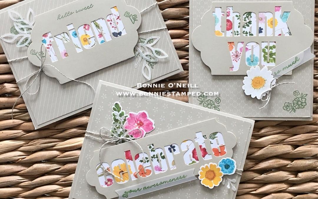 Wildflower Wishes Paper Pumpkin Kit