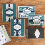 True Gentleman Designer Series Paper with Truly Tailored Bundle!