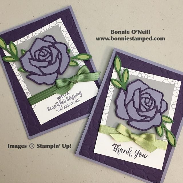 #rosewonder #retiringproduct #lastchance #boniniestamped #stampinup