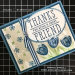 Stampers Dozen Blog Hop April 2018