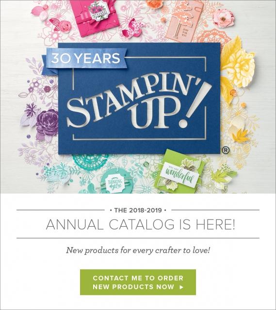 #annualcatalog #stampinup