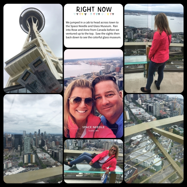 #seattle #spaceneedle #bonniestamped #stampinup