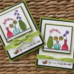 Stampin' Blends with Varied Vases Stamp Set