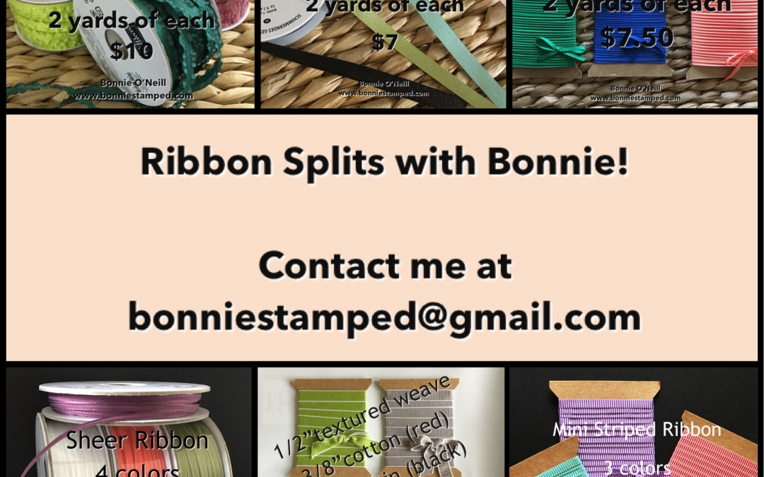 Ribbon Splits with Bonnie