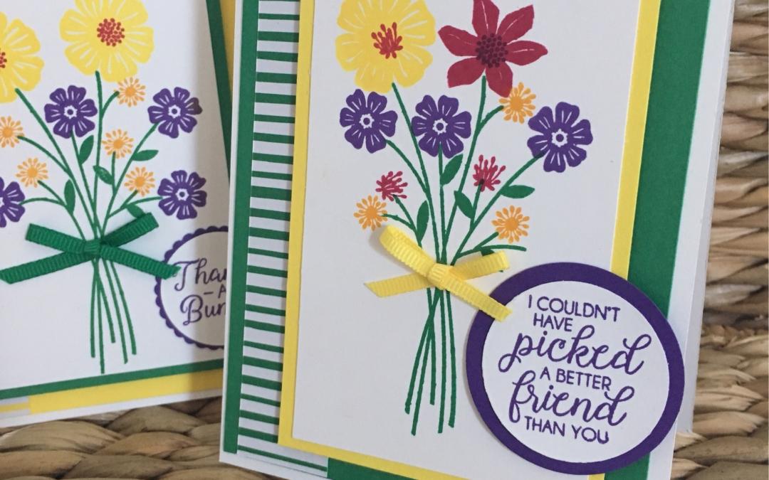 Beautiful Bouquet Card