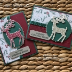 Holiday Card Club Featuring Dashing Deer Bundle