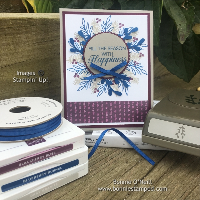 #colorfusersbloghop #bonniestamped #stampinup