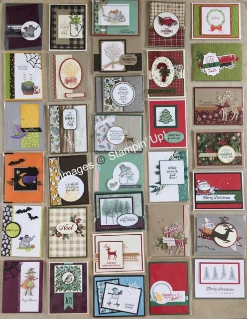 #cardswap #holidaycatalog #stampinup #bonniestamped
