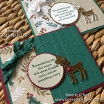 Dashing Deer Card Swap